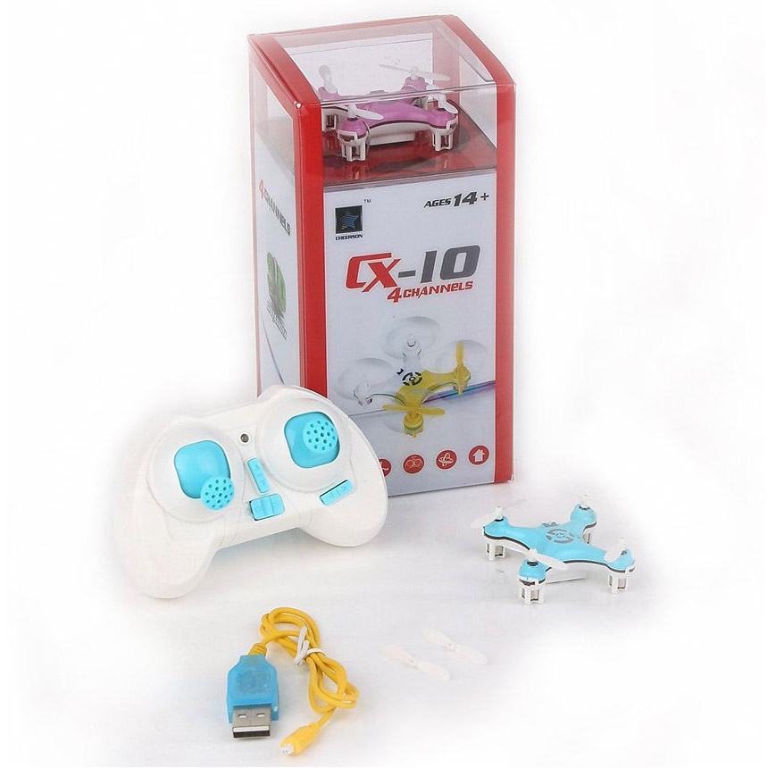Cheerson CX-10 pack drone all included