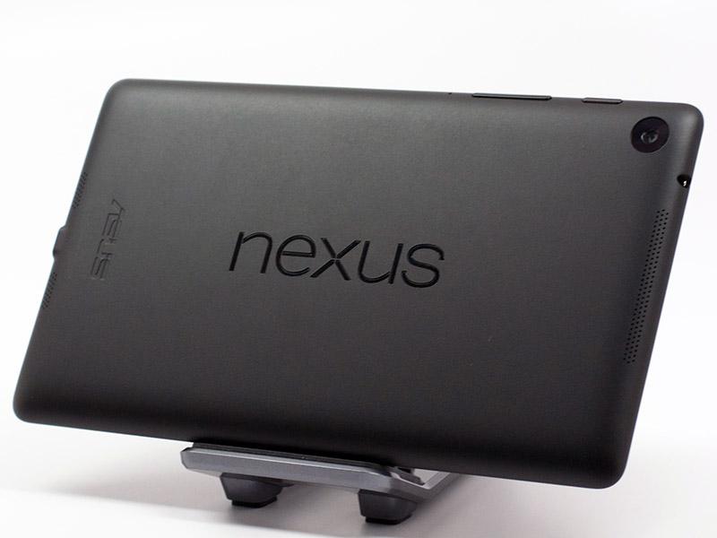 nexus 7 2013 vue de dos
