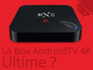 MXIII-G S812 – La Box TV qui n'a pas froid aux yeux à moins de 50€ en test !