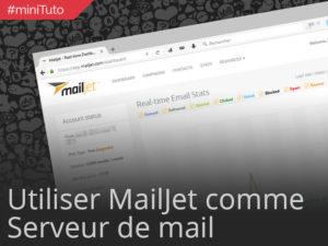 #miniTuto Utiliser MailJet en tant que serveur mail sur votre dédié/vps #2