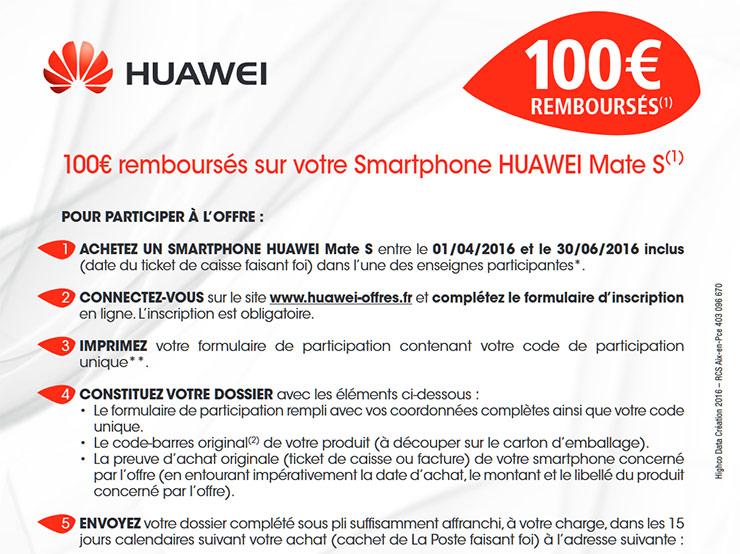 Huawei-remboursement