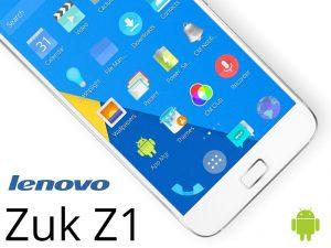 Lenovo Zuk Z1 – Un smartphone de 5.5″, 64GB, Snapdragon 801 et batterie 4100mAh à moins de 160€