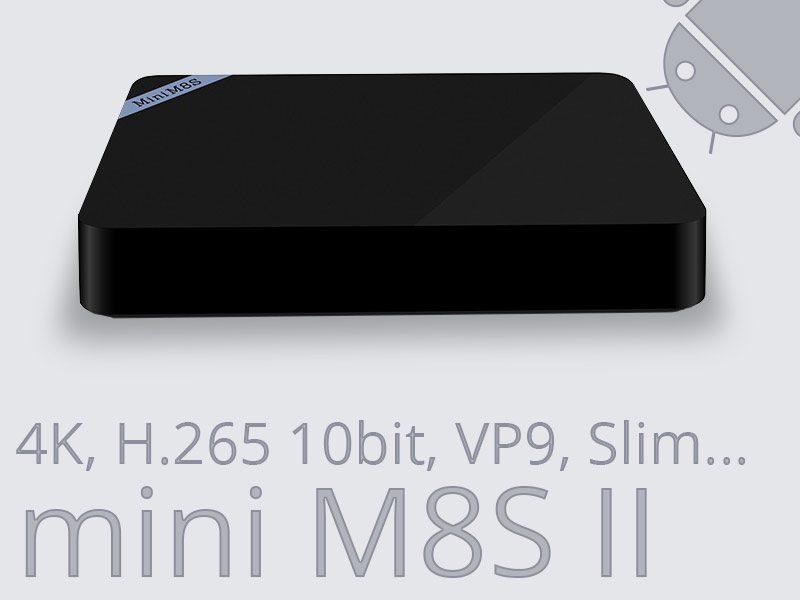 Mini-M8S-II