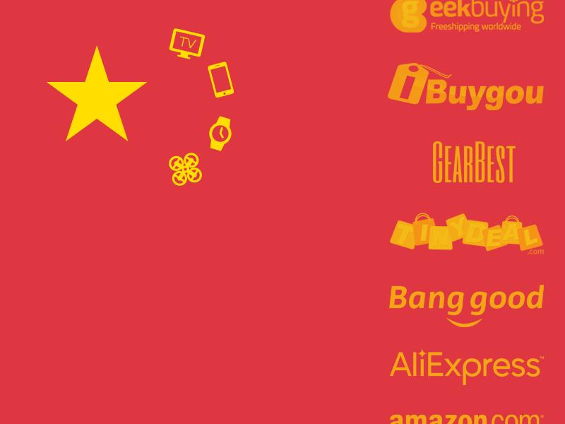 Banggood, Gearbest, TinyDeal, Aliexpress.. Guide et conseils sur les ... e48d580d7de