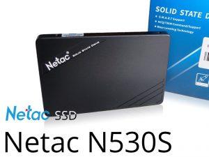 SSD Netac N530S – Que donne ce SSD chinois de 240GB… Test et tarifs