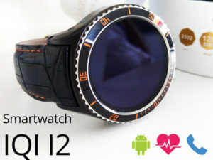 Ça donne quoi une smartwatch 3G chinoise sous Android 5.1 ? le test vidéo de l'IQI I2