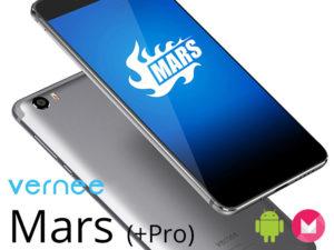 Vernee Mars et Mars Pro – les nouveaux smartphones sous Helio P10 et P20 à partir de 182€