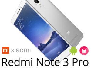 Xiaomi Redmi Note 3 Pro avec toutes les bandes 4G FR, du jamais vu chez Xiaomi ! À partir de 128€…
