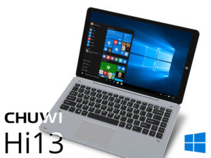 Chuwi Hi13 – Une tablette Windows 10 hybride de 13.5″ 3000x2000p à 273€