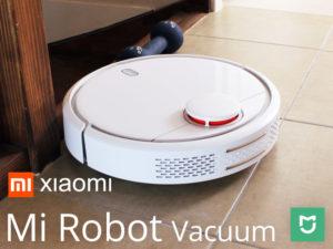 Xiaomi Mi Robot Vacuum : L'aspirateur connecté intelligent testé à 236€