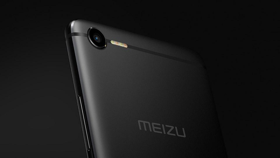 MEIZU M E2 Flash 4 LED multi ton