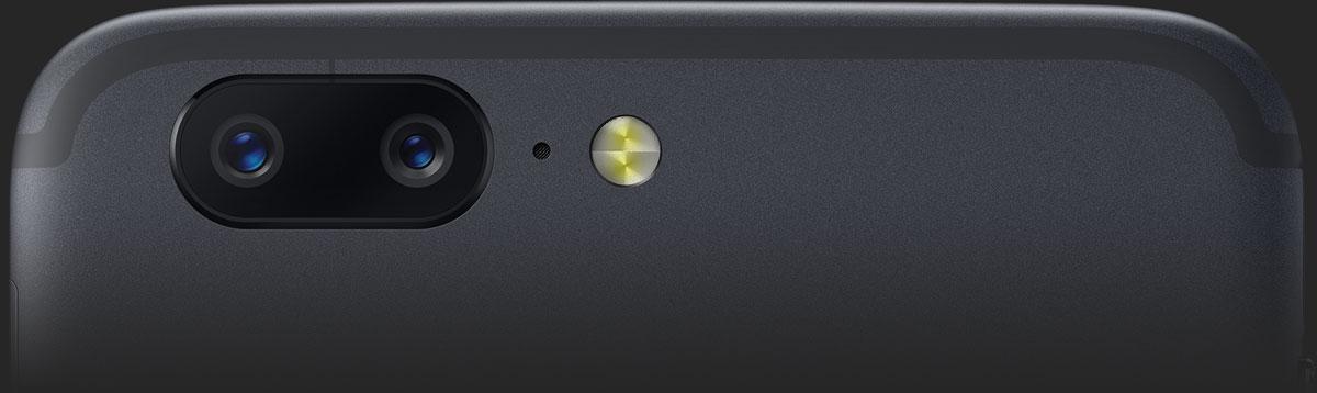 OnePlus 5 double capteur arrière