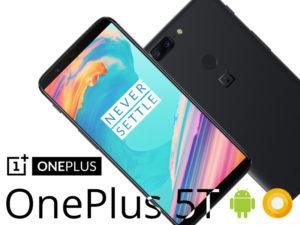 OnePlus 5T – le même que le OnePlus 5 avec moins de bordure à partir de 375€