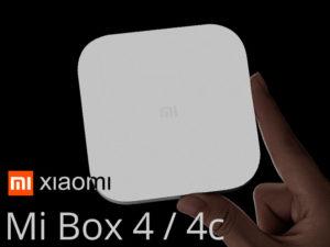 Non, les Xiaomi Mi Box 4 / 4c ne sont pas de nouvelles Mi Box (internationale)