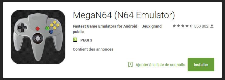 """""""MegaN64"""