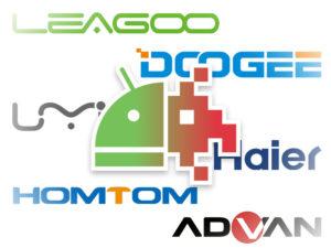 Leagoo, Doogee, Homtom… Des smartphones infectés par un Trojan directement dans le système Android