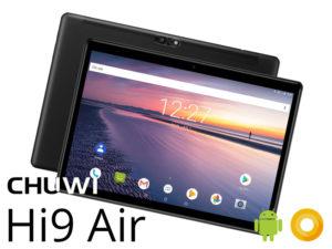 Chuwi Hi9 Air – Une bonne tablette 4G pas chère