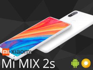 Xiaomi Mi MIX 2S – Snapdragon 845, charge Qi et double capteur arrière…
